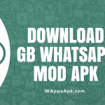 GB Whatsapp Mod APK for Android Latest Version