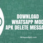 Whatsapp Mod Apk Delete Messages (Latest Update) View of Deleted Messages